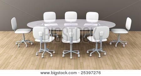 Conferentietafel