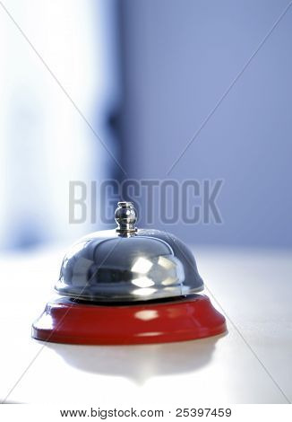 Close Up Photo Of A Bell