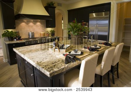 Luxury Estate Kitchen