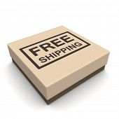 pic of free-trade  - Free shipping parcel e - JPG