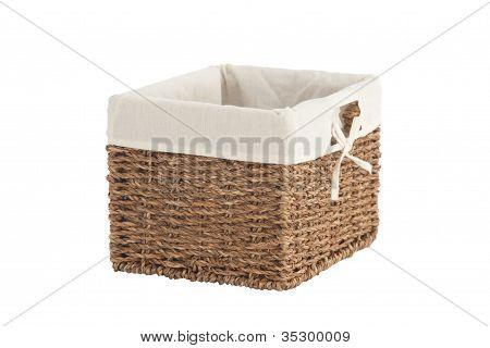 Handmade Laundry Basket