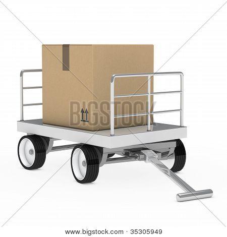 Transport Package Trolley