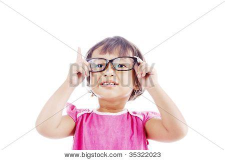 Female Preschooler