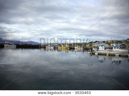 Husavik Harbour