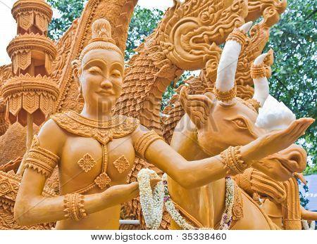 Thai Candle Festival