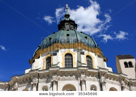 Ettal abbey, Germany
