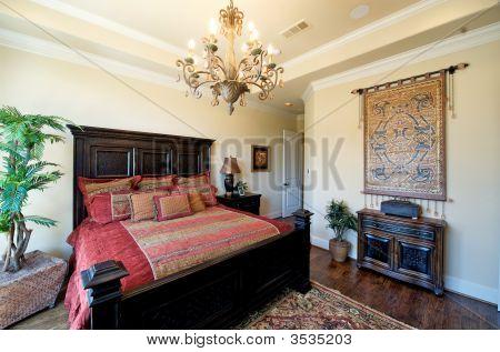 Upsclale Bedroom
