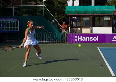Magdalena Rybarikova Forehand Lunge