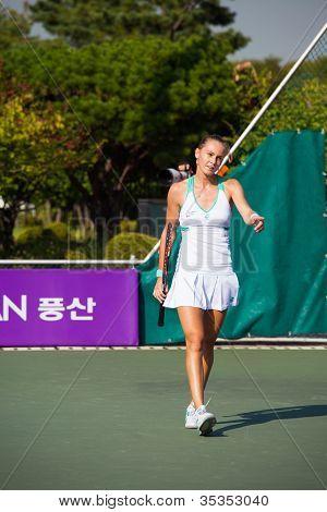 Magdalena Rybarikova Walking Baseline