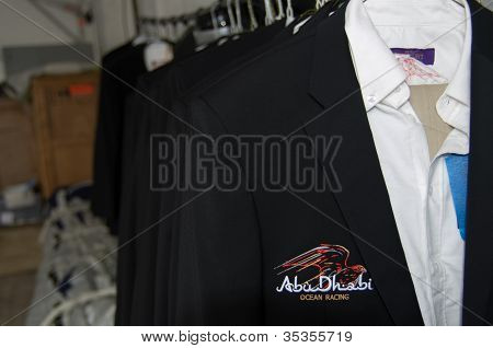 Detail, Dress Jackets, Abu Dhabi Ocean Racing