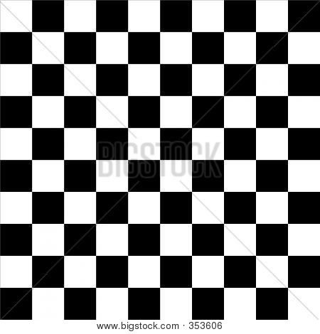 Checkerboard Chess Background