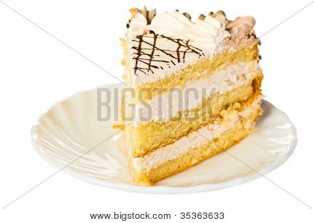 Piece Of Birthday Cake