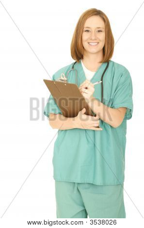 Nurse Write A Report