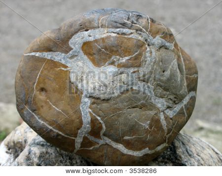 Stone With Pattern