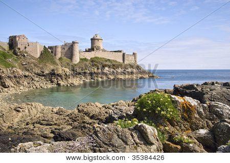 Ancient Stronghold Fort La Latte