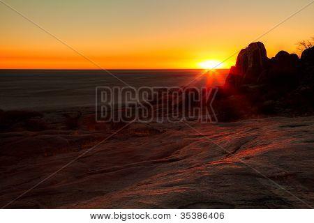 Kubu Sunrise