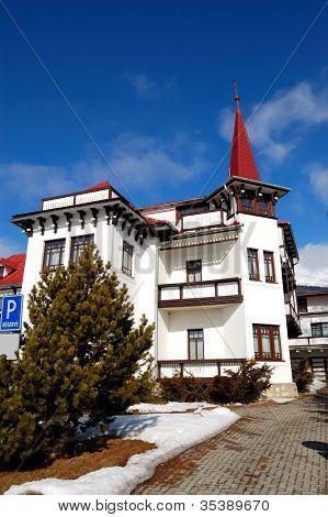 The Luxury Hotel At Strbske Pleso Ski Resort, High Tatras, Slovakia