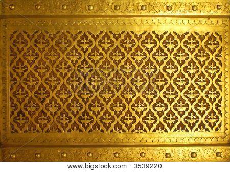 Ornament 1 Gold