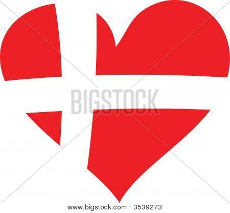 Denmark Heart
