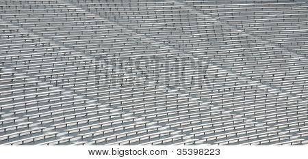 Stadium Bleacher Seats