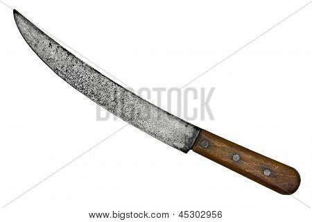 Vintage Cimiter Knife