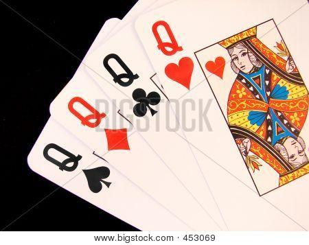 Poker - Queens