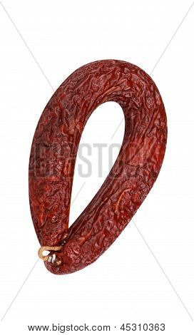 Sausage Isolated