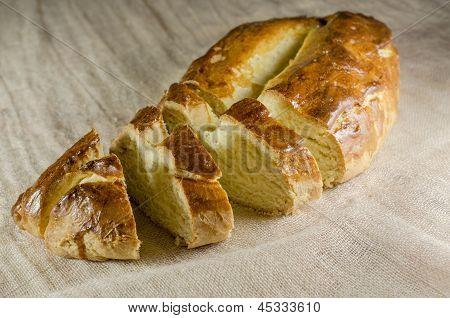 Brioche (french Bread)