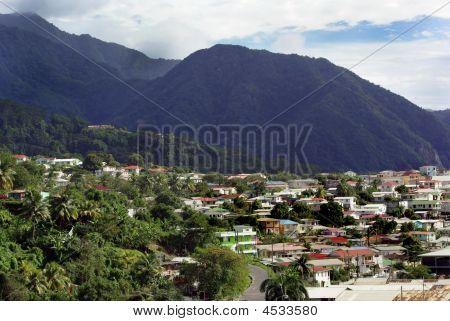Dominican Landscape