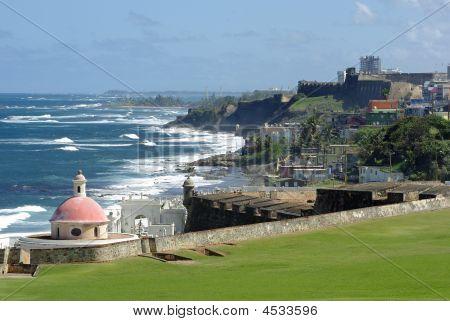 Landscape In Puerto Rico