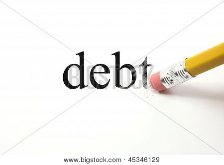 Borrado de deuda