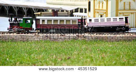 Small Train