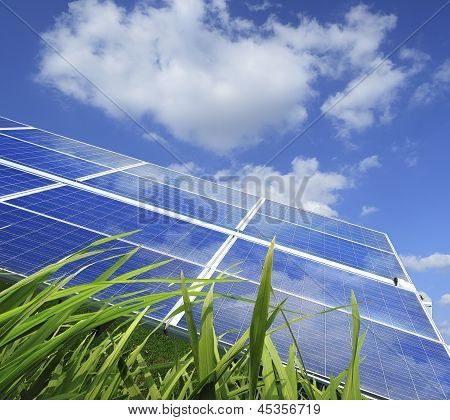 Eco Power,industrial Photovoltaic Installation