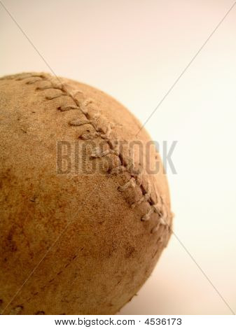 Halft A Softball