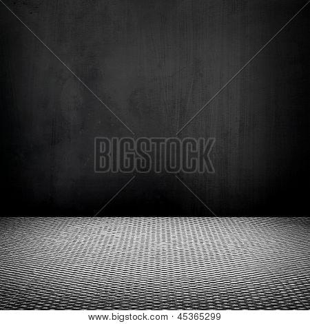 metallic interior background