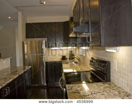 Gleaming Kitchen