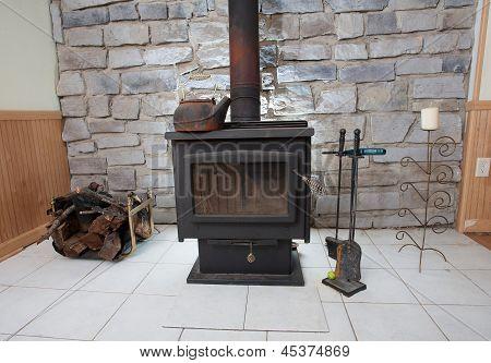Rusty Woodburner
