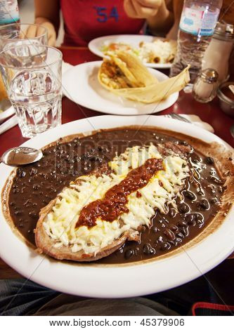 Feijoada With Chili Steak