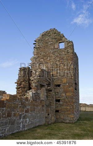 Earls Palace, Birsay, Orkney