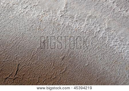 Salted Soil