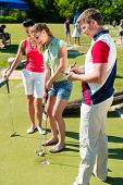 pic of miniature golf  - People - JPG