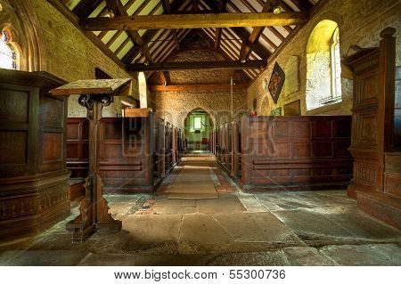 Rural Church, Shropshire