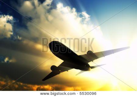 Jet In Fly.