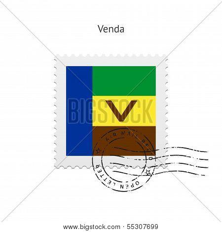 Venda Flag Postage Stamp.