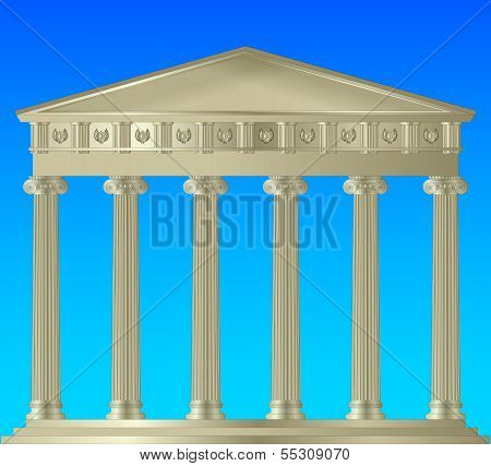 Ionic Capitol