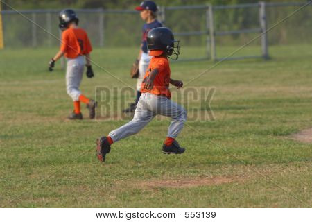 Running The Bases