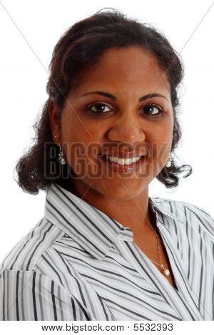 Minority Woman
