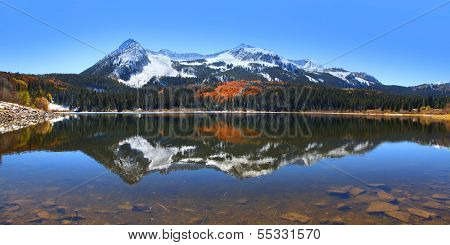 Lost lake Slough in Colorado