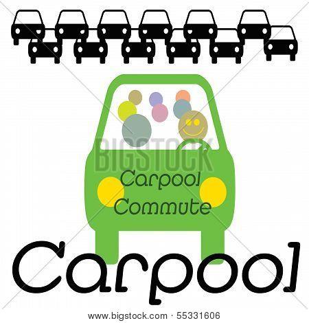 carpool commuter