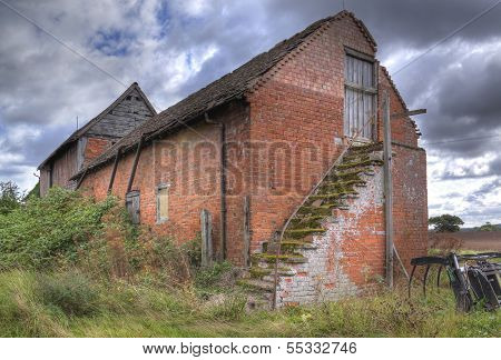 Old Farm Granary, England